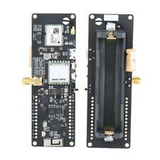 Module GPS Module TTGO T-Beam ESP32 LoRa Wireless REV1 avec support de batterie
