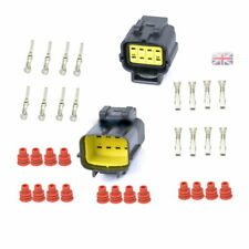 1/2/4/8/10/12 Pin Way Car 1.8mm Waterproof Auto Electrical Sealed Wire Connector