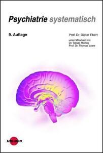 Psychiatrie systematisch Dieter Ebert