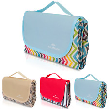 More details for extra large picnic blanket,folding beach mat,travel camping rug,chritmas gifts