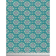 FreeSpirit Amy Butler Cloisanne Cotton Fabric - LAKE - £12.50 per M - Free P&P