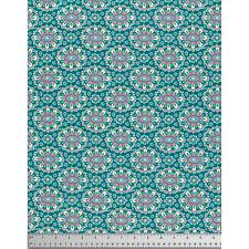 FreeSpirit Amy Butler Cloisanne Cotton Fabric - LAKE - £12.50 per M - Free P&P