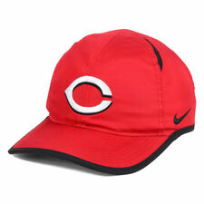 Cincinnati Reds Nike MLB Dri-fit Featherlight Adjustable Cap Hat 883864 OS ceefa8acd556