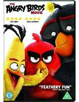 The Angry Birds Movie [DVD] [2016] DVD New Fergal Reilly,Clay Kaytis