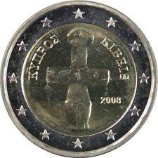 Pièces euro de Chypre Année 2008