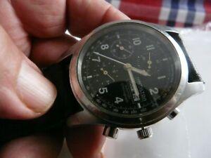 Chronographe Hamilton automatique calibre Valjoux 7750