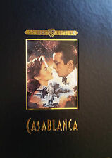 Casablanca DVD Special Edition Collectors SET includes 35mm POSTER Stills Lobby