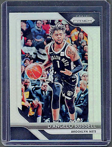 2018-19 Panini Prizm Silver #248 D'Angelo Russell
