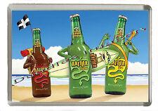 Rattlers Cyder Summer Boarders  - Jumbo Fridge Magnet
