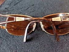 Cazal Women's Sunglasses Frames Model 9048 Col. 002 Germany 60-16 130 Authentic