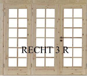 Falttür Doppeltür Einbautür tür Gartenhaustür Einzeltür Nebeneingangstü Nach Maß