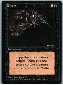 Terror | MtG Magic Revised Edition FBB Foreign Black Border | Italian | NM