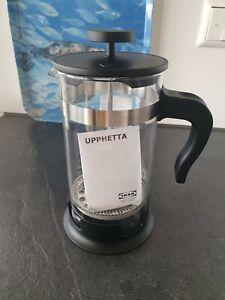 IKEA Upphetta Kaffee-/Teezubereiter, Glas 1 l
