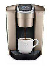 Keurig K-Elite Single Serve Coffee Maker - Brushed Gold ☕ New