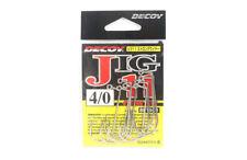 Decoy Jig-11 Strong Wire Jig Hooks Size 4/0 (1949)