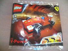 Sealed ! SHELL LEGO V-Power   30190 Ferrari Red Racer 150 ITALIA