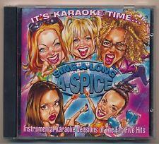 Sing Along A Spice CD Karaoke
