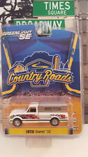 GREENLIGHT 1972 CHEVROLET C10 EAGLE MOD BOD with SMALL CAMPER LIMITED EDITIONS
