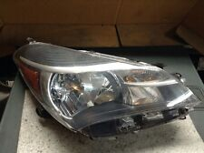 2012 2013 2014 Toyota Yaris Hatchback OEM Right Head Light Lamp #A330