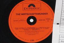 THE WIRTSCHAFTSWUNDER - LP 1982 Polydor Archiv-Copy mint