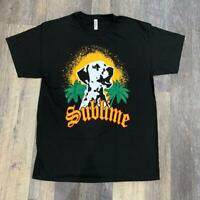 Sublime black rock band T Shirt Rock Tee Metal pop unisex alternative