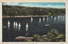 Postcard North West Arm Halifax Nova Scotia Canada