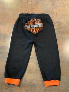 Harley-Davidson Baby Jogginghose Junge gr.12Monate 4050601-12M