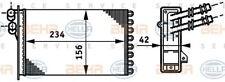 8FH 351 311-021 HELLA Wärmetauscher Innenraumheizung