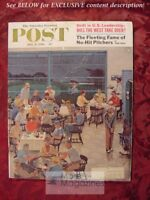 Saturday Evening Post 7/8/61 July 8 1961 BEN PRINS Ken W. Purdy Prentiss Combs
