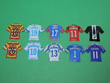 Magnet équipe diverse Just Foot Pitch 2008 maillot football lot #47