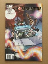 GHOSTBUSTERS (2011) #1 COVER A by DAN SCHOENING VF/NM 1ST PRINTING IDW ONGOING