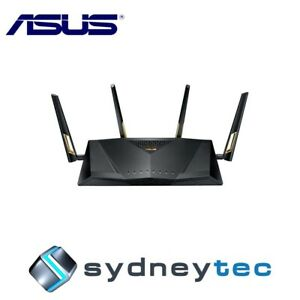 New ASUS RT-AX88U AX6000 Dual Band 802.11ax WIFI 6 Router with MU-MIMO - NBN ...