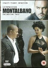 INSPECTOR MONTALBANO - Collection 4. Italian Television (2xDVD SET 2013)