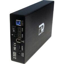 Fantom 3TB G-Force Quad Pro 7200 rpm External Hard Drive (USB 3.0/eSATA/FireWire
