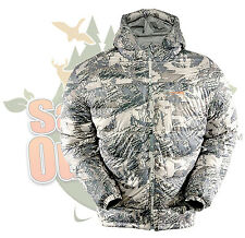 Sitka Gear Kelvin Down Hoody Jacket Optifade Open Country Camo L LG 30028-OB-L