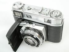 Kodak Retina IIIc + Xenon 2,0/50mm 50 mm 1:2 2/50