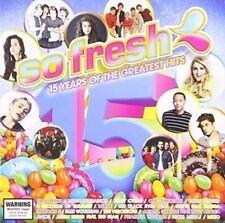 So Fresh: 15 Years of the Greatest Hits CD NEW Katy Perry Aviciii MKTO Ariana