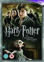 Harry Potter And The Dealthy Doni Parte 1 DVD Nuovo DVD (1000596898)