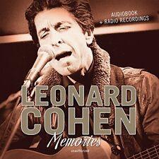 Leonard Cohen - Memories [CD]