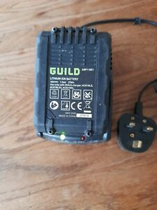 Guild Lithium Ion Battery With Charger