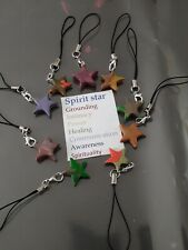 Polymer Clay Spirit Star Charm. What Does The Star Say About You?