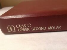 ORMCO DENTAL LOWER SECOND MOLAR NICE SET