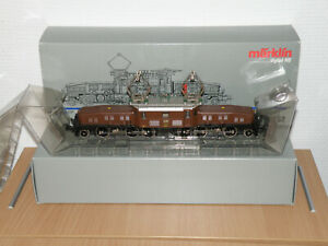 märklin digital H0 3652 Serie Ce 6/8''' Güterzuglokomotive OVP Lok für Bastler