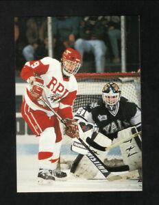 RPI Engineers--1994-95 Hockey Pocket Schedule
