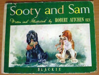 Sooty and Sam, Written and Illustrated by Robert Aitchen