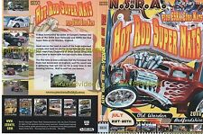 HOT ROD SUPER NATS 2010 DVD UK & EURO RAT ROD HOT ROD CUSTOMS