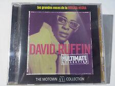 "DAVID RUFFIN ""THE ULTIMATE COLLECTION"" SPANISH CD FROM ""THE MOTOWN COLLECTION"""