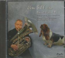 JIM SELF - CD -  Basset Hound Blues -  BRAND NEW