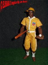 Big Jim-Jack como jugador de béisbol con accesorios! mattel action set Sport