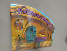 Flintstones Playset Punch Out Characters Bedrock Press New Sealed Free Shipping!